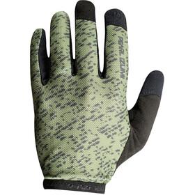 PEARL iZUMi Divide fietshandschoenen Heren groen/zwart